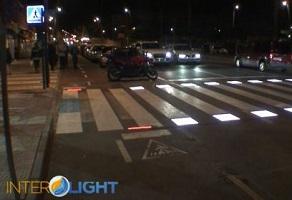 Paso de peatones inteligente